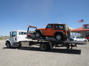 Vehicle Transport Towing